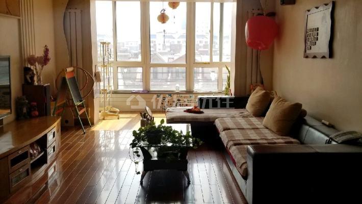 紫荆花社区之芳馨园 3室2厅 南北